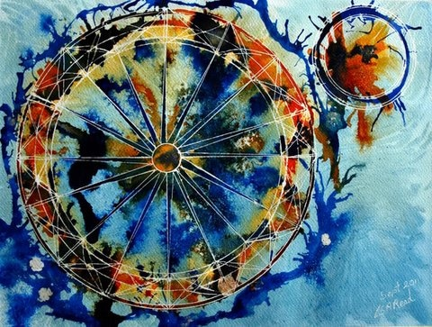 cathy read - wheel of hope