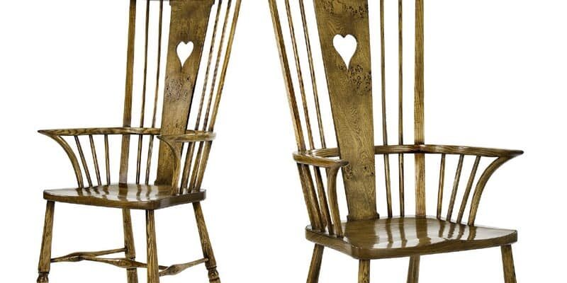 The Wychwood Comb Back Windsor Chair